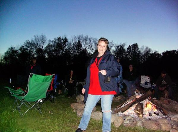 michelle-campfire